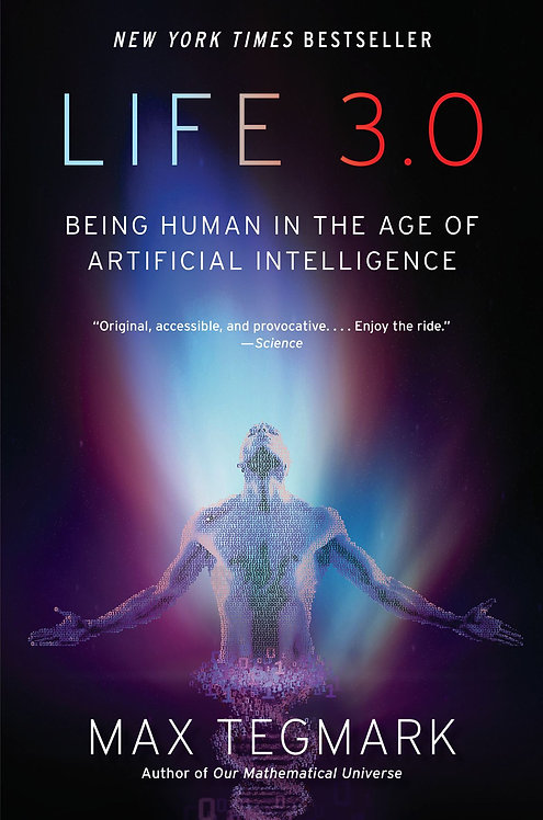 [Audio+Ebook] Life 3.0: Being Human in the Age of Artificial Intelligence