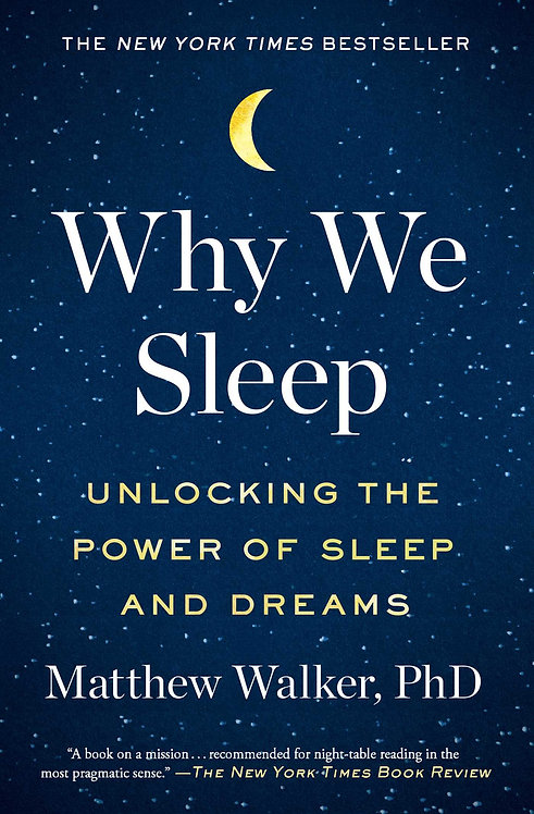 [Audio+Ebook] Why We Sleep