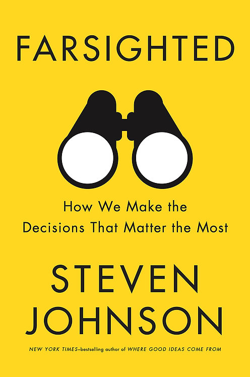 [Audio+Ebook] Farsighted: How We Make the Decisions That Matter the Most