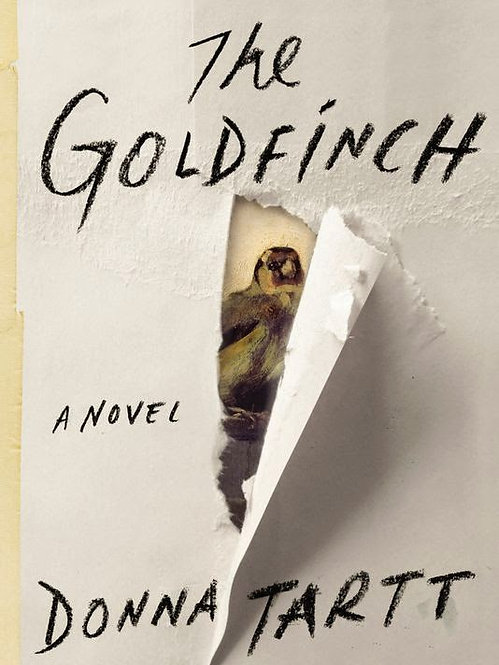 [Audio+Ebook] The Goldfinch