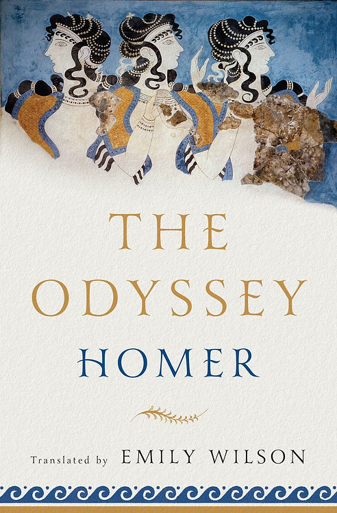 [Audio+Ebook] The Odyssey