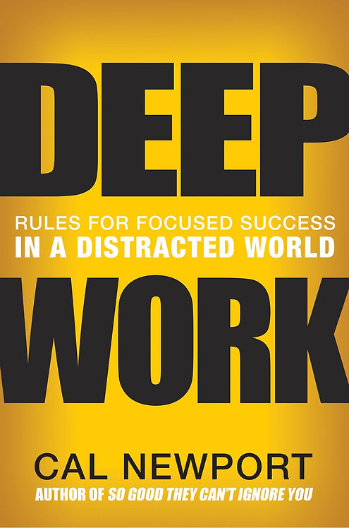[Audio+Ebook] Deep Work: Rules for Focused Success in a Distracted World