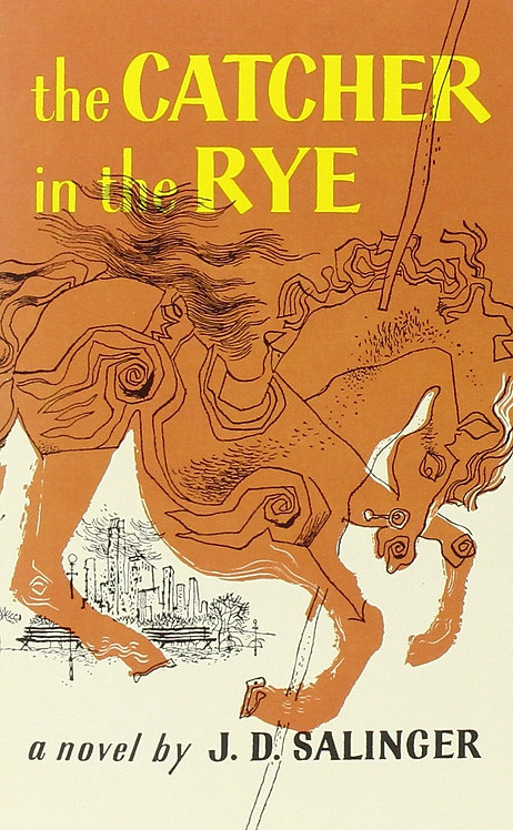 [Audio+Ebook] The Catcher in the Rye