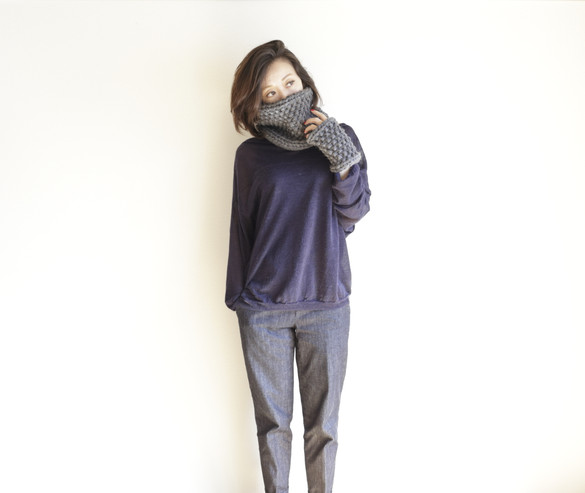 New Work -Neck WarmerⅡ-