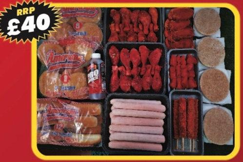 BBQ Hamper (90 piece)