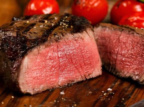 2 x  British Fillet Steaks