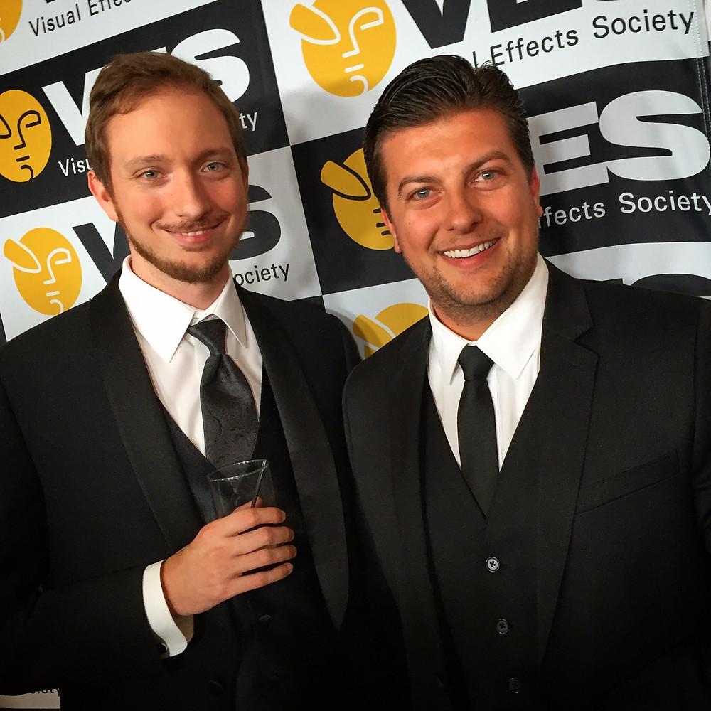 VES Awards 2015