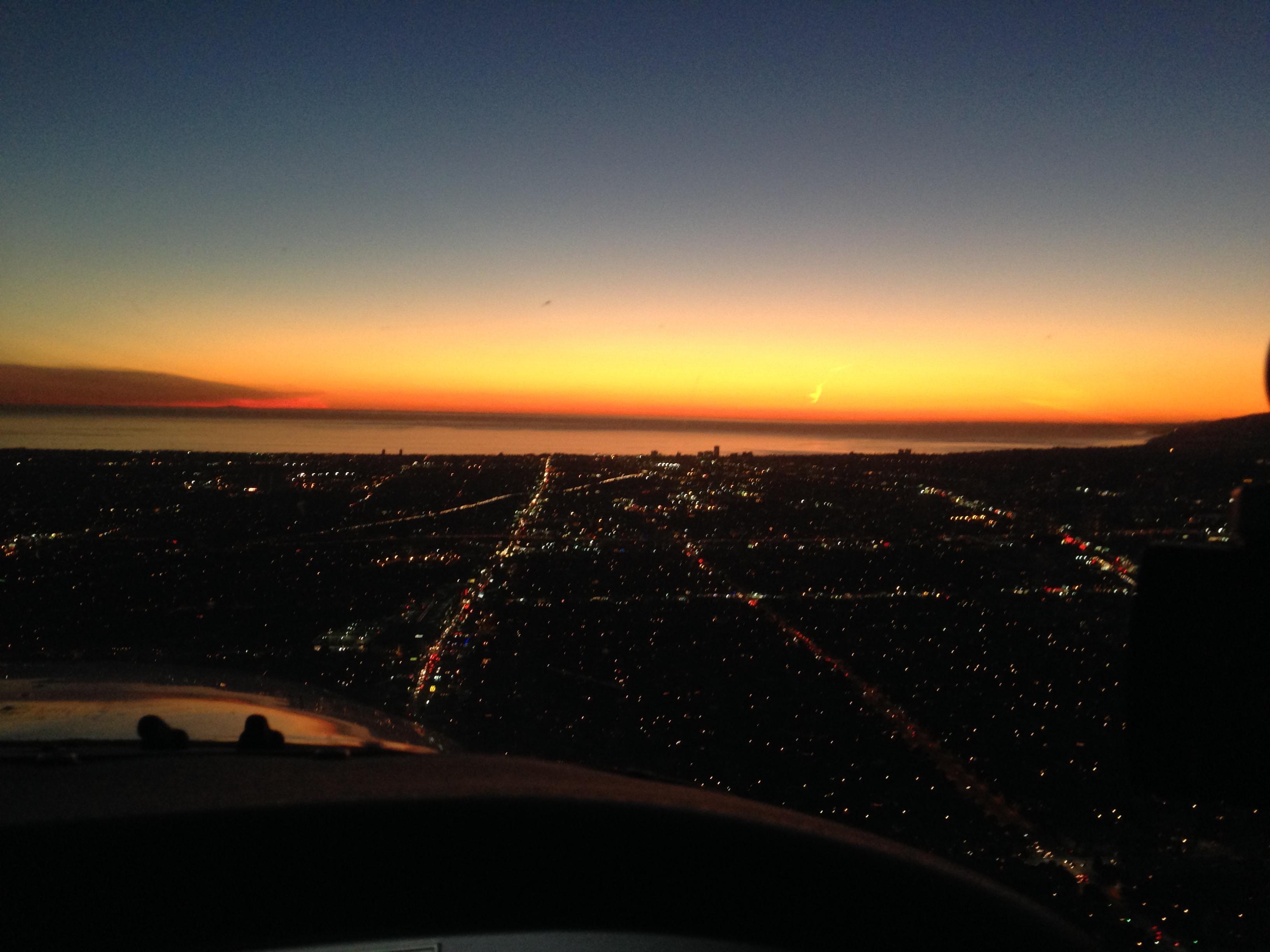 Sunset Rnwy