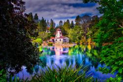 Shrine Temple Gardens