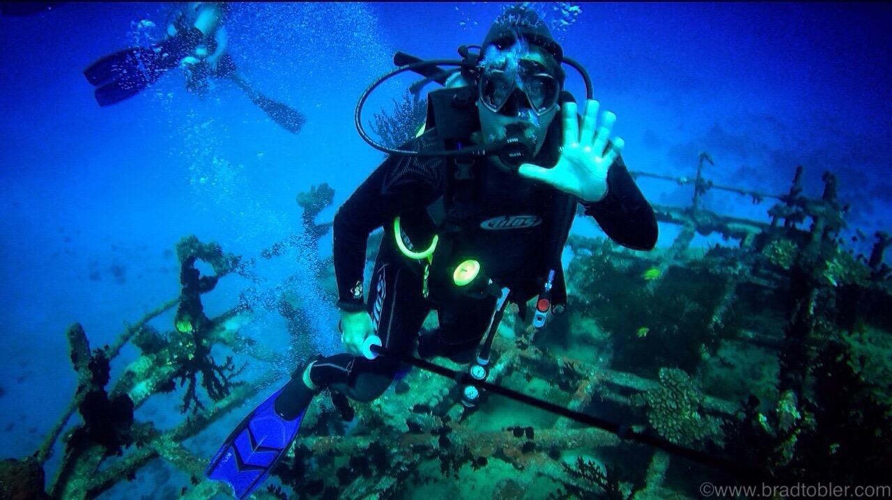 Brad Scuba Diving