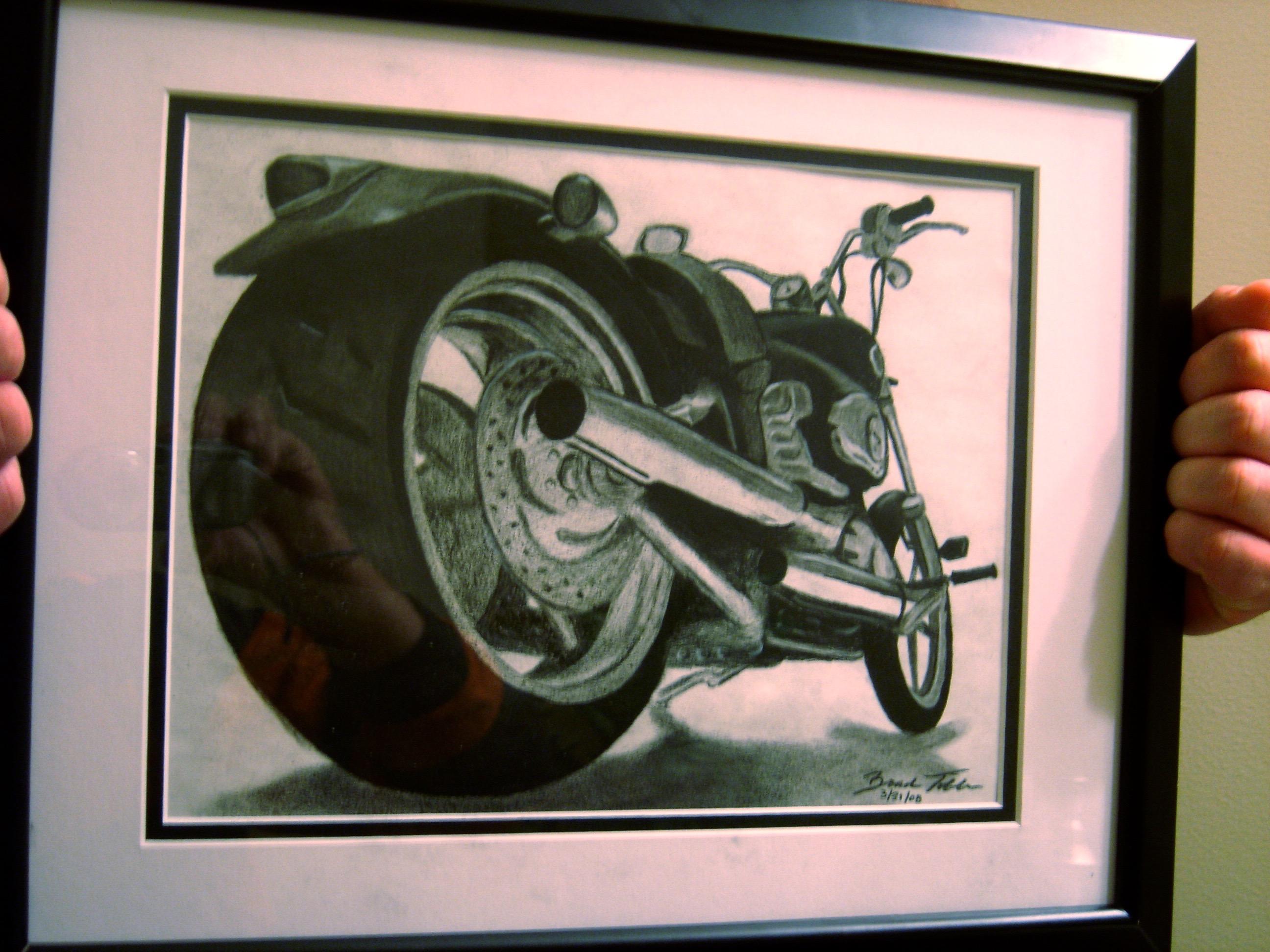 MotorcycleFramed