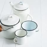 White Vintage Kitchenwear