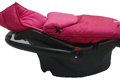 Śpiworek niemowlęcy do fotelika samochodowego - kolor