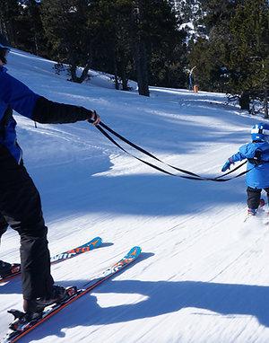 Szelki do nauki chodzenia, jazdy na nartach