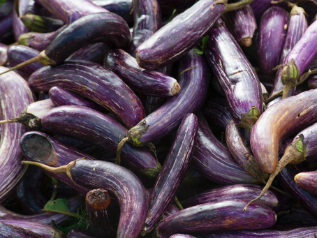 FALL-ing in Love with September Vegetables