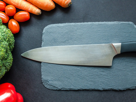 Get Sharp! Knife hacks for homecooks