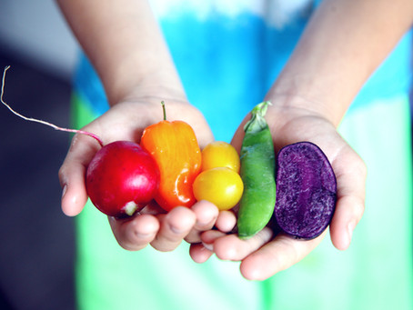 Monday Motivation: Embrace vegetarian awareness month