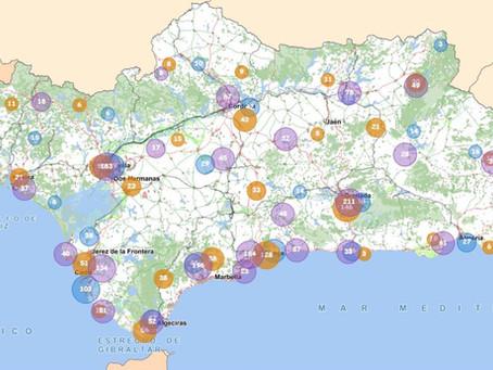 Turismo por Andalucía