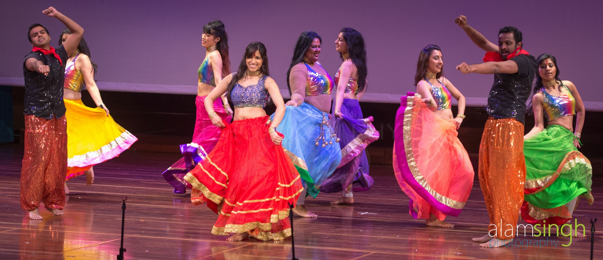 Bhangra Down Under Guest Performance