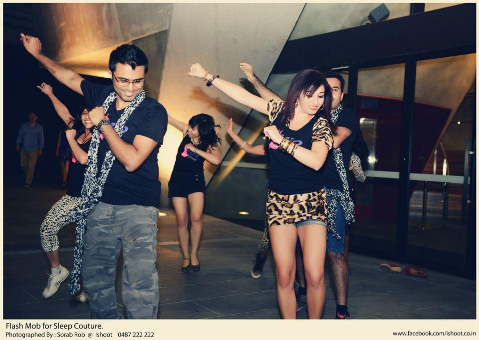 Moomba Festival Flashmob