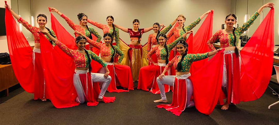 Professional Bollywood Dance Classes