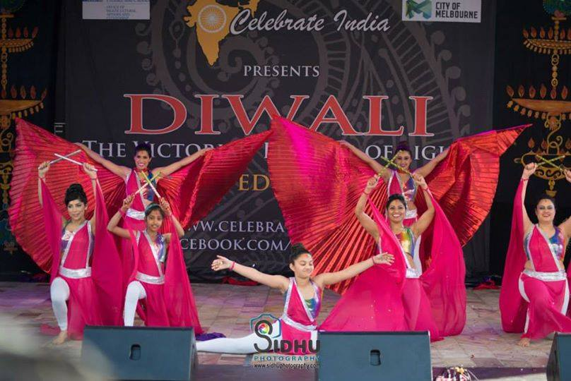 Fed Square Diwali Celebrations