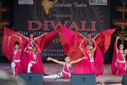 Fed Square Diwali Celebrations