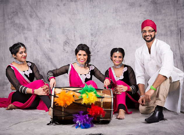 Bollywood dancers Melbourne