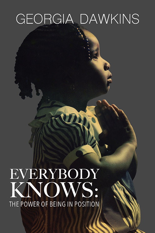 Signed Copy of Everybody Knows: The Power of Being in Position