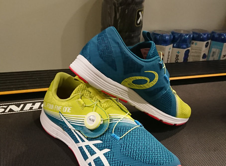 Asics Gel-451 Review - Racing with a Twist- literally!