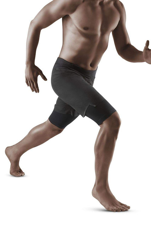 Men's CEP 2-in-1 Compression 3.0 Shorts