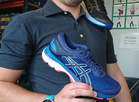Asics Kayano 25 Review- Stability at its Cushiony-est
