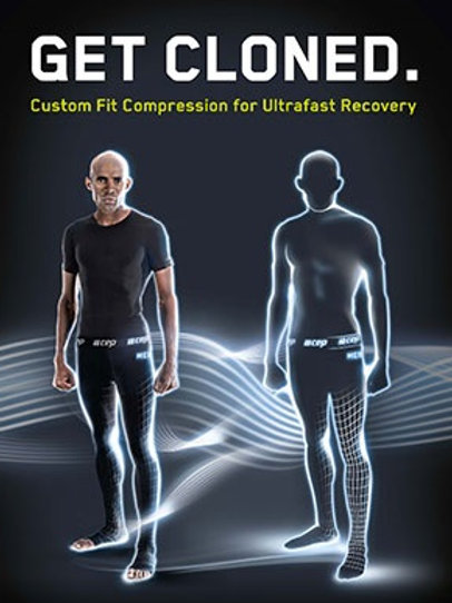 CEP Clonetech Recovery Tights