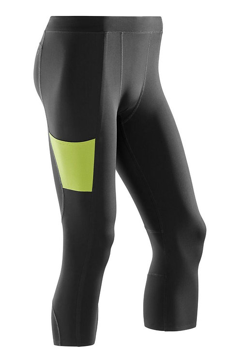 Men's CEP 3/4 Length Training Tights