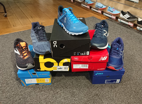 The Ins and Outs of the Running Shoe World - Introducing our New Blog Series!