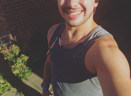 Week 6 - Interval Mad and... a Groin Strain :'(