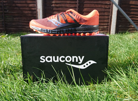 Saucony Peregrine ISO Review - Moderate Traction, Superior Comfort