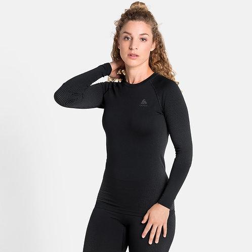 Women's ODLO Performance Warm Eco Long-Sleeve Baselayer