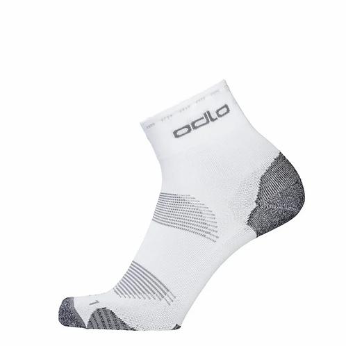 Unisex ODLO Ceramicool Quarter Cycling Socks