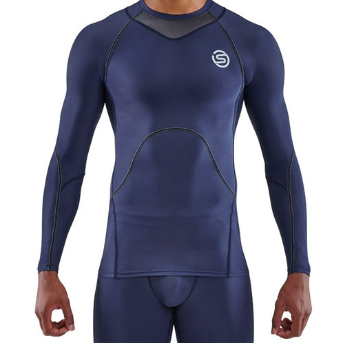 Men's SKINS Series-3 Compression Long Sleeve Top