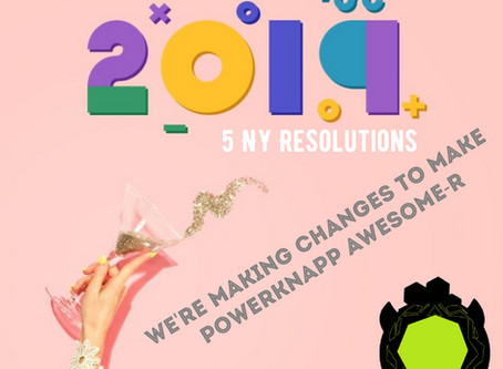 PK's 2019 New Year Resolutions and Price Changes
