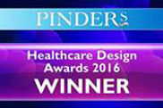 Pinders Health Care Design Award Winner