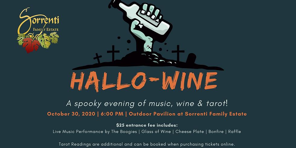 Hallo-Wine Party