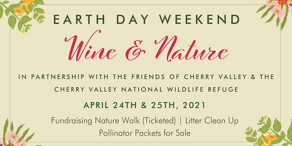 Earth Day Fundraising Nature Walk