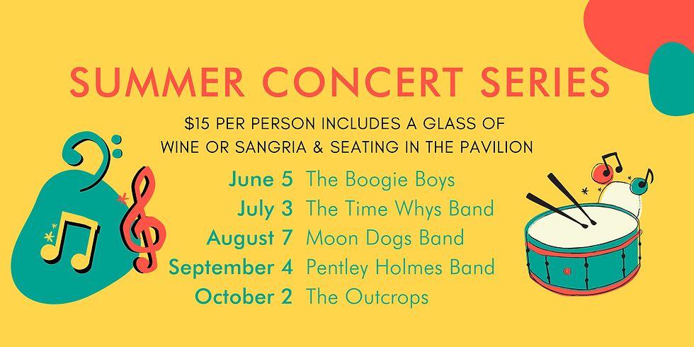 Summer Concert Series | June 5th