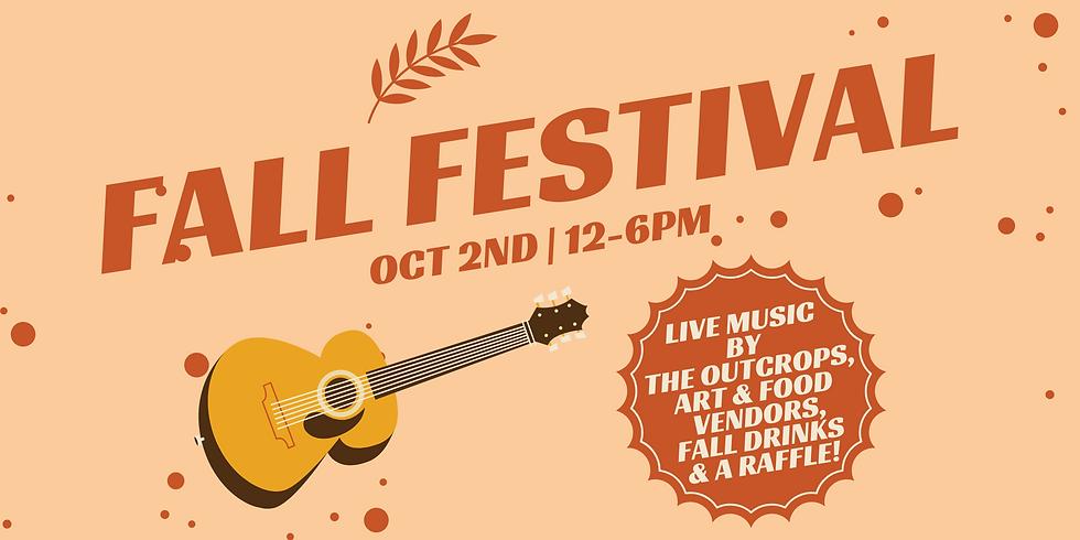 Fall Festival - Vendor Booth Application