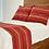 Thumbnail: Juego fundas de cojines y pie de cama