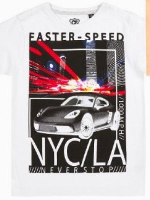 NYC Speed TShirt