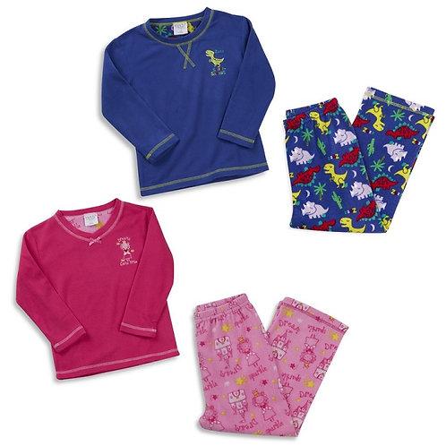 Fleece Pajama Gift Set