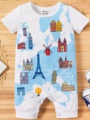 World View Romper